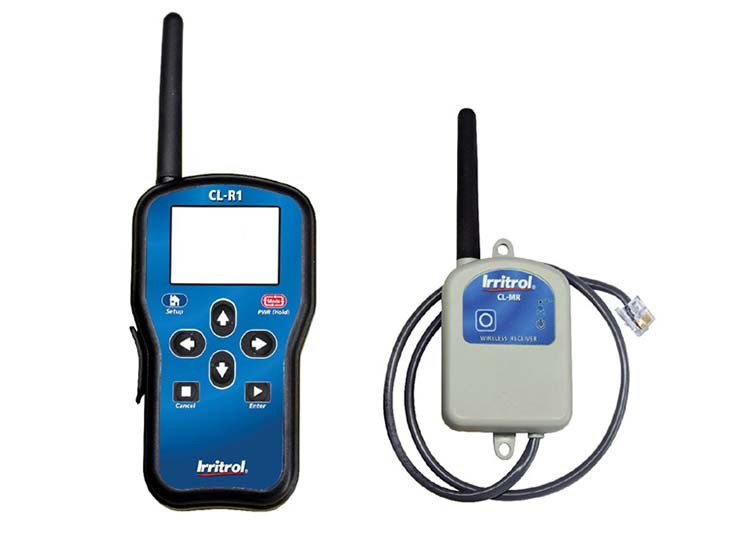 Irritrol CRR remote kit